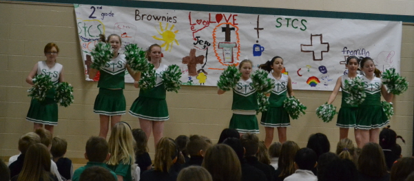 Social Justice Week 2014 - STCS Raise the Roof assembly