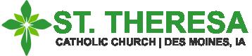 http://sainttheresaiowa.org Logo